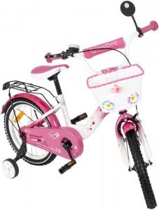 rowerek dla dziewczynki tomabike